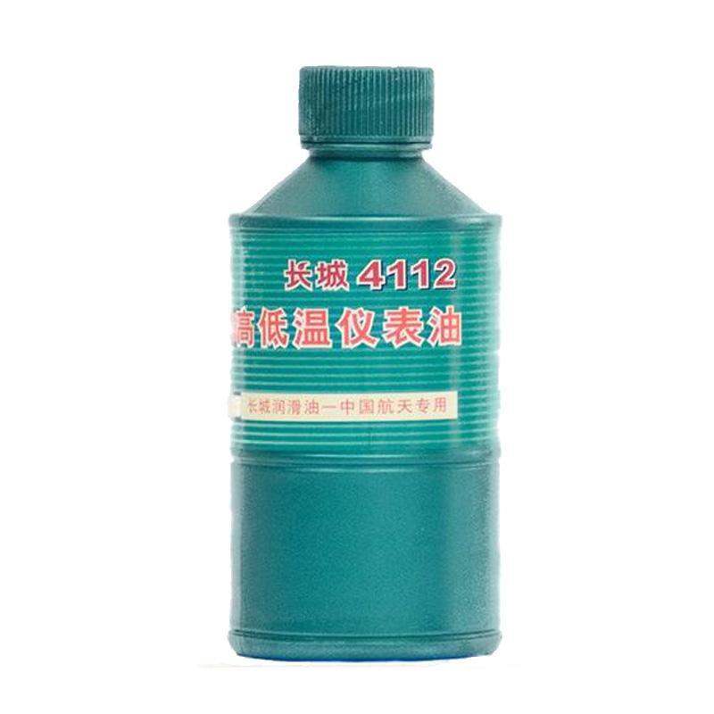 长城 高低温仪表油,4112,250g/瓶