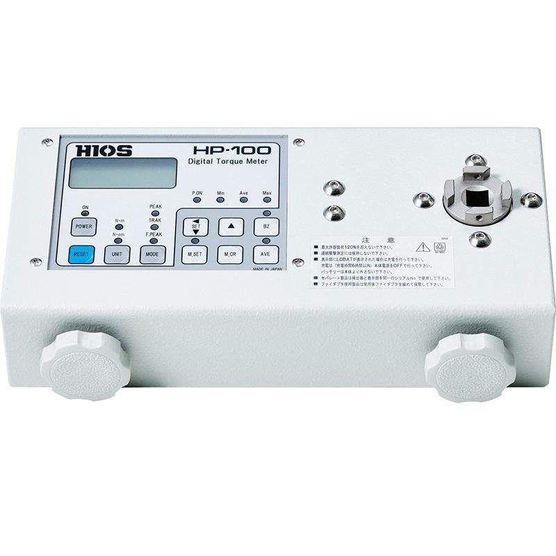 好握速HIOS 扭力测试仪扭力仪,带数据输出功能 0.15-10Nm,HP-100,扭力检测计 电批扭力计