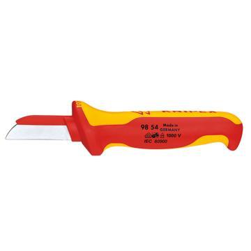 凯尼派克 Knipex 电工绝缘电缆刀,98 54