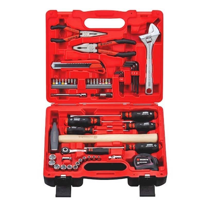 伍尔特 工具组套 50件套 09652021