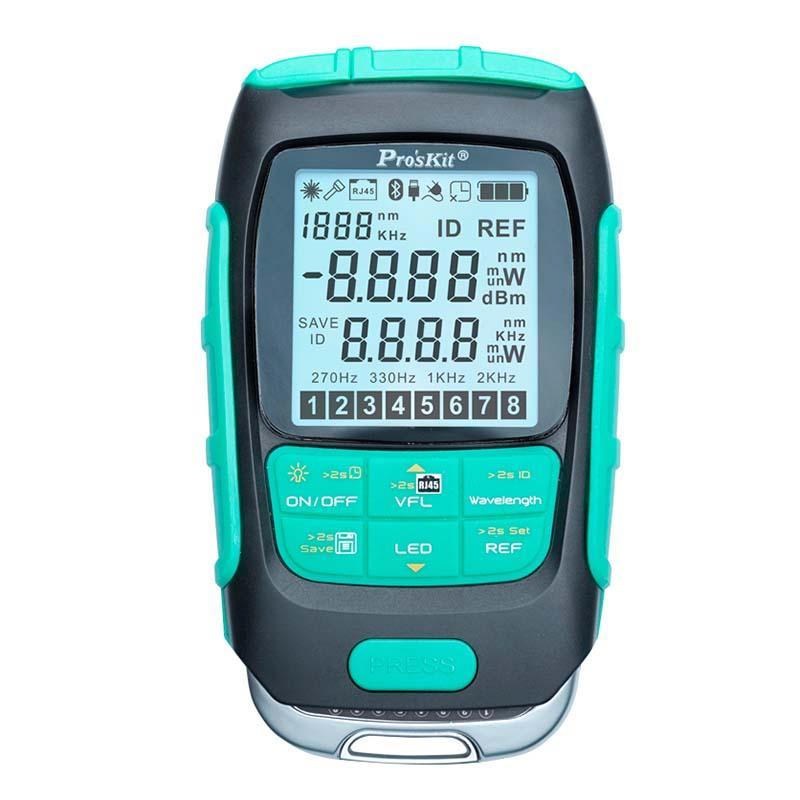 宝工Pro sKit 4合1多功能光功率计 MT-7615