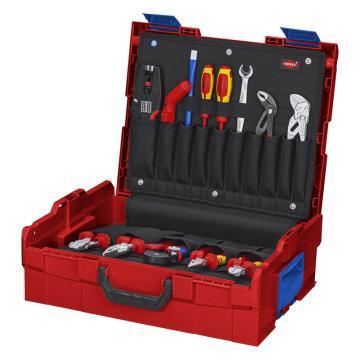 凯尼派克 KnipexL-Boxx® 电工工具箱 65件套 00 21 19 LB E