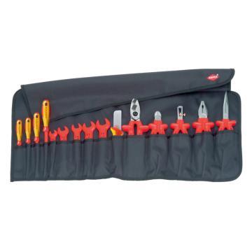 凯尼派克 Knipex 绝缘工具套装 15件套  98 99 13