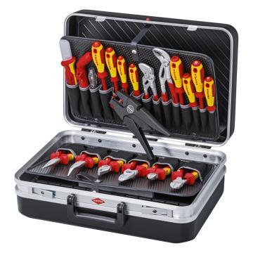 凯尼派克 Knipex 电工工具组套 20件套 00 21 20