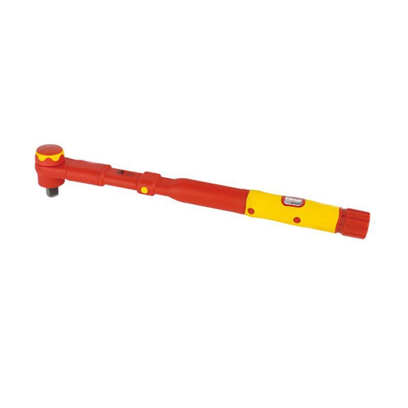 波斯BOSI VDE绝缘扭力扳手,3/8 5-25N.m,BS600168