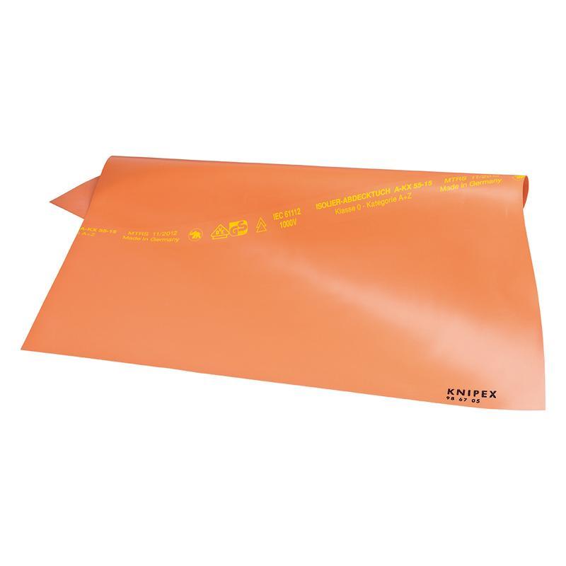 凯尼派克 Knipex 电工绝缘垫  (尺寸500×500 厚度1.0)