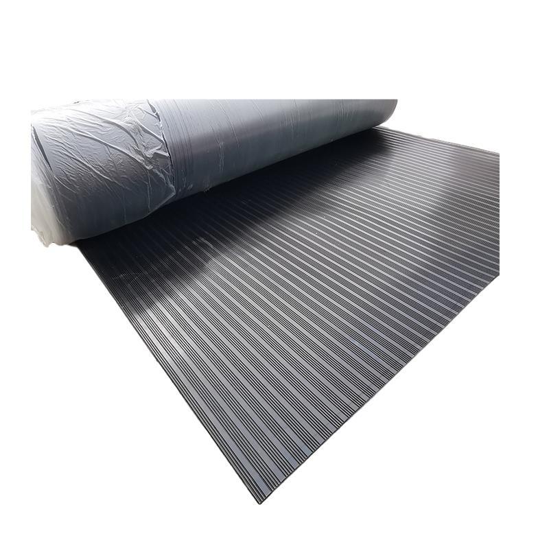 联护电力 35KV、12mm厚、1.2*1m、黑色绝缘橡胶垫、绝缘地毯、配电房配电室用绝缘胶板、现做