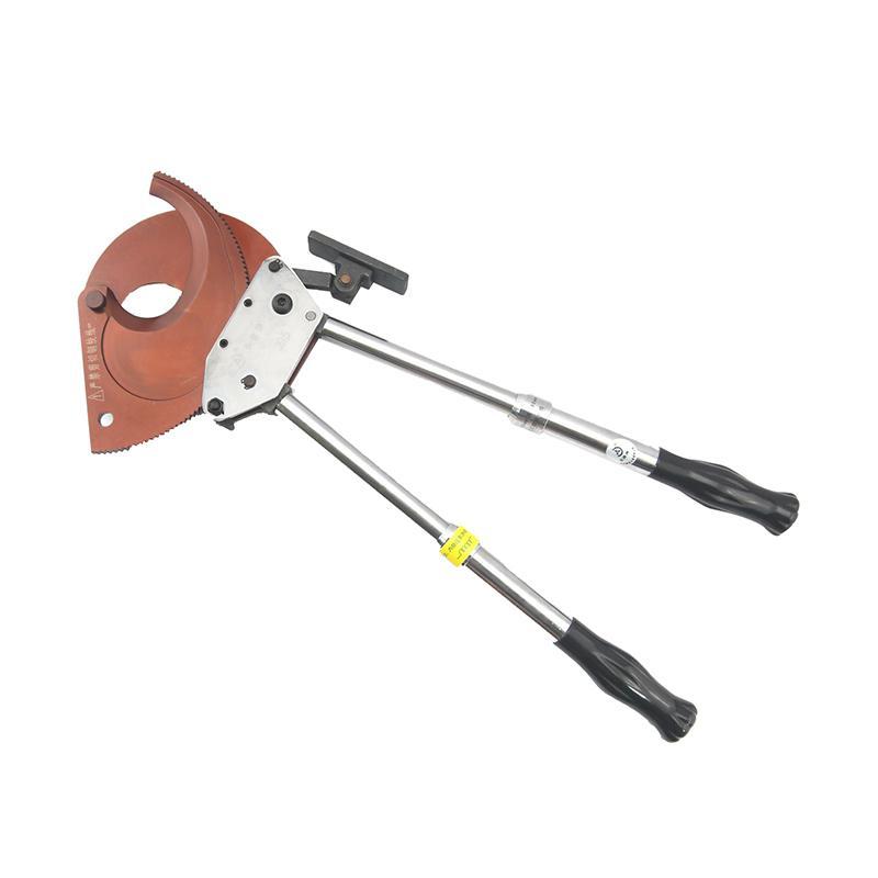 长捷 工业棘轮式电缆钳 J95