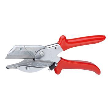 凯尼派克 Knipex 斜切剪(用于剪切塑料和橡胶的型材)如带状电缆 长215mm 94 35 215