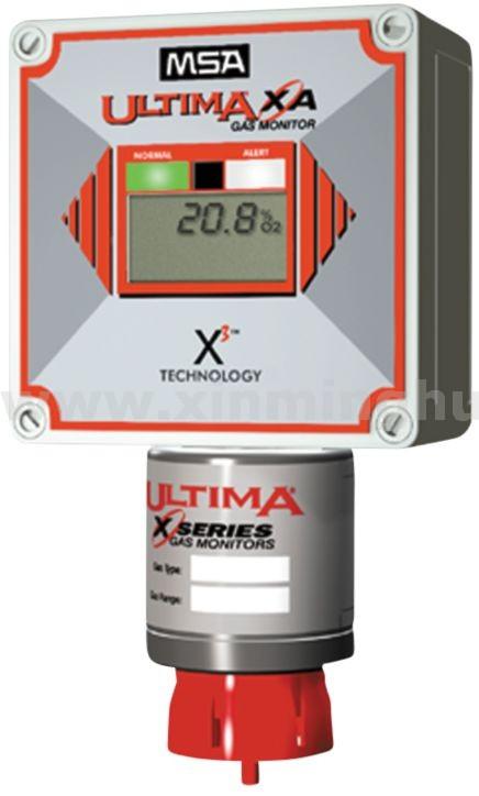 梅思安 Ultima XA气体探测器(H2S)0-10ppm
