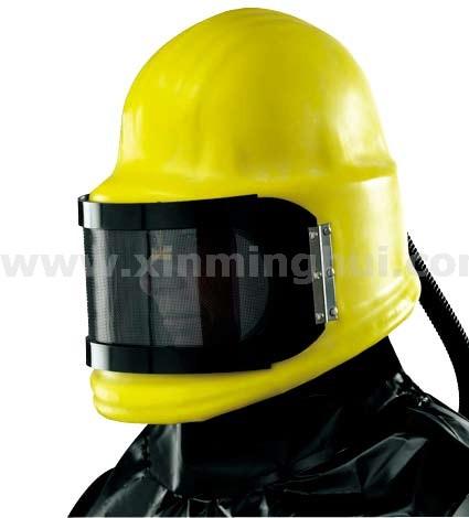 霍尼韦尔A130230-00送风头盔