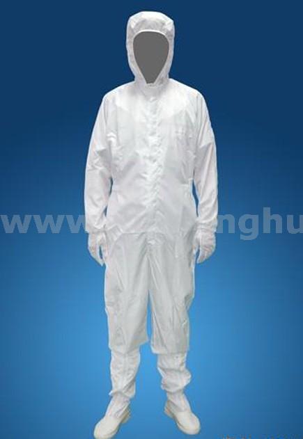 防静电连体衣-L(白色)