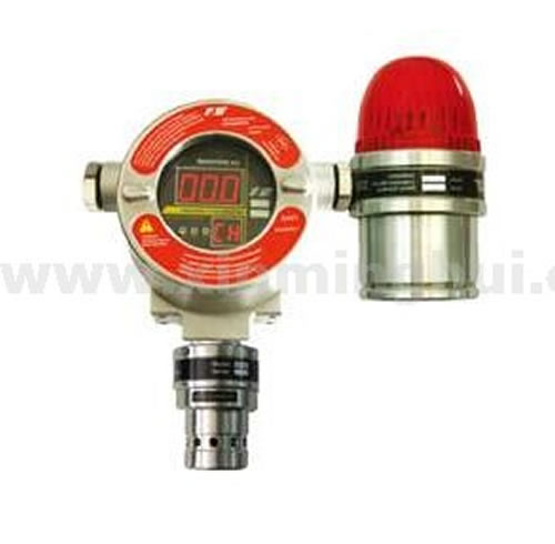 梅思安 8084001 AF-1100小精灵声光报警器M20*1.5(红色,适用于DF-5500)