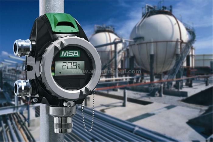 梅思安 10112422 PrimaX P隔爆基本型气体探测器(甲烷类 100%LEL)无继电器