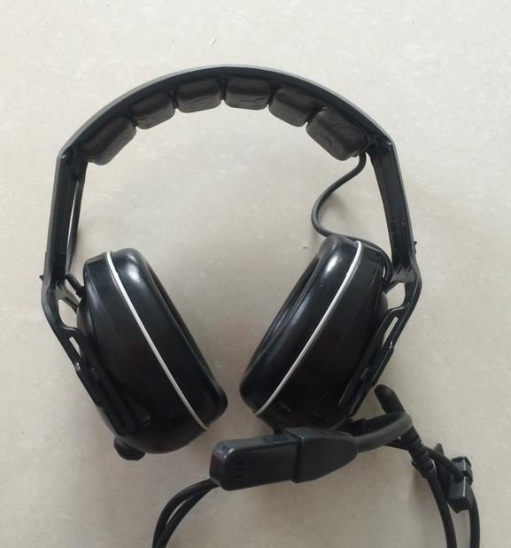 梅思安 SOR45020 有线型电子防噪音耳罩