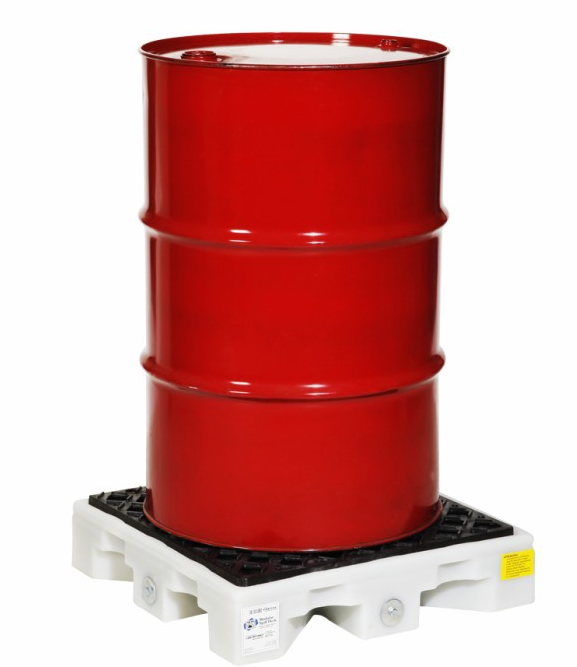 New Pig模块化单桶防溢平台PAK524