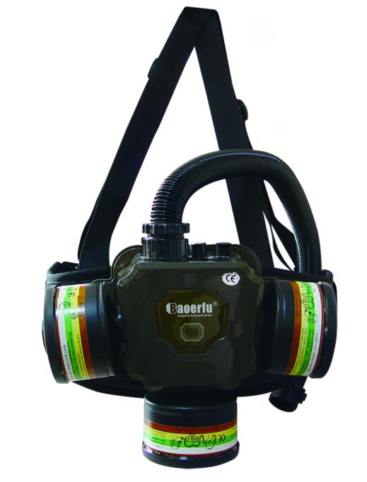 保尔夫PRF-103RM1电动送风呼吸器套装