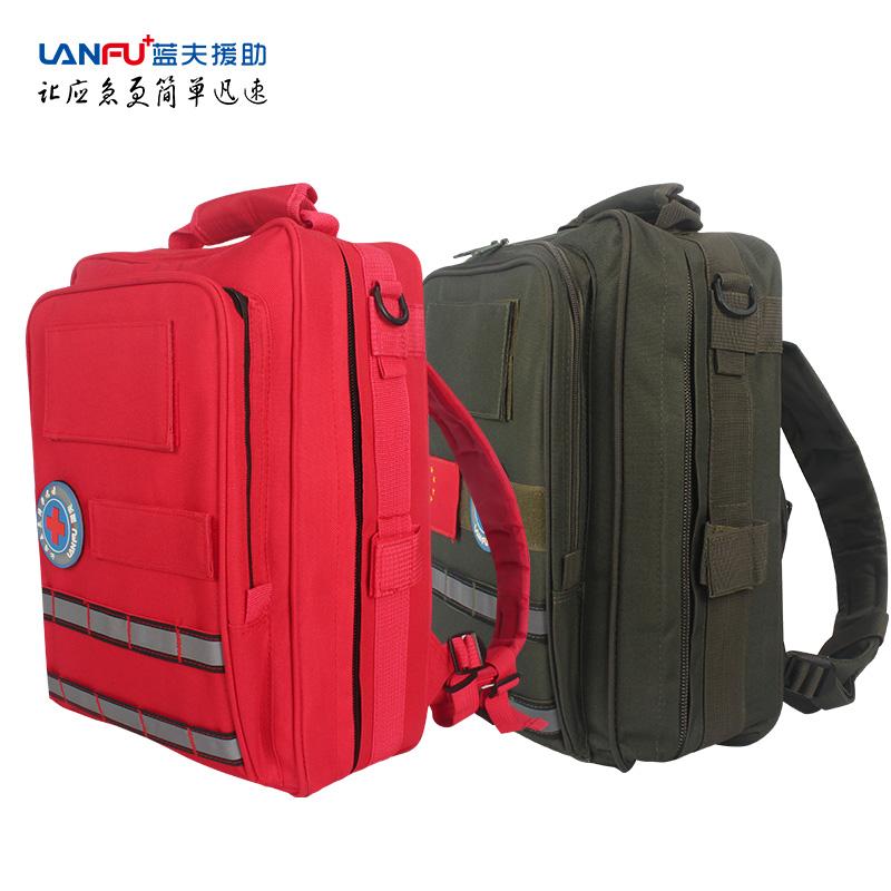 蓝夫LF-12105A家庭标准急救箱