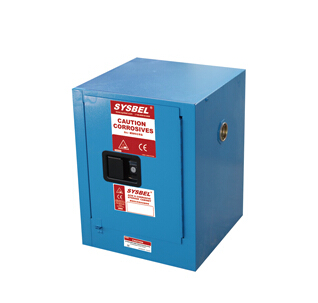西斯贝尔WA810040B弱腐蚀性液体安全储存柜(4Gal/15L)