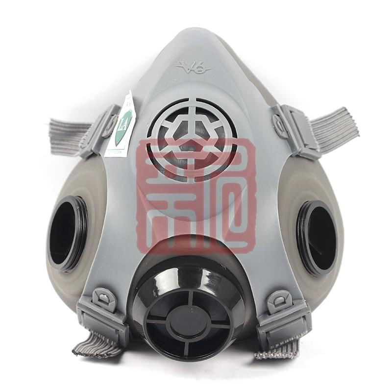 V6瑞诺 RN-8801S型自吸过滤式防毒面具封面