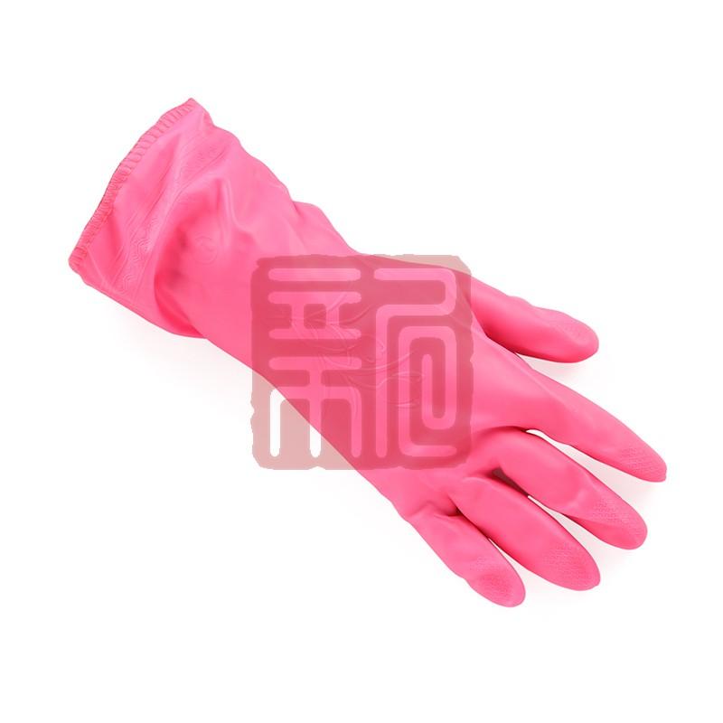 PVC家用手套(普通加绒)封面