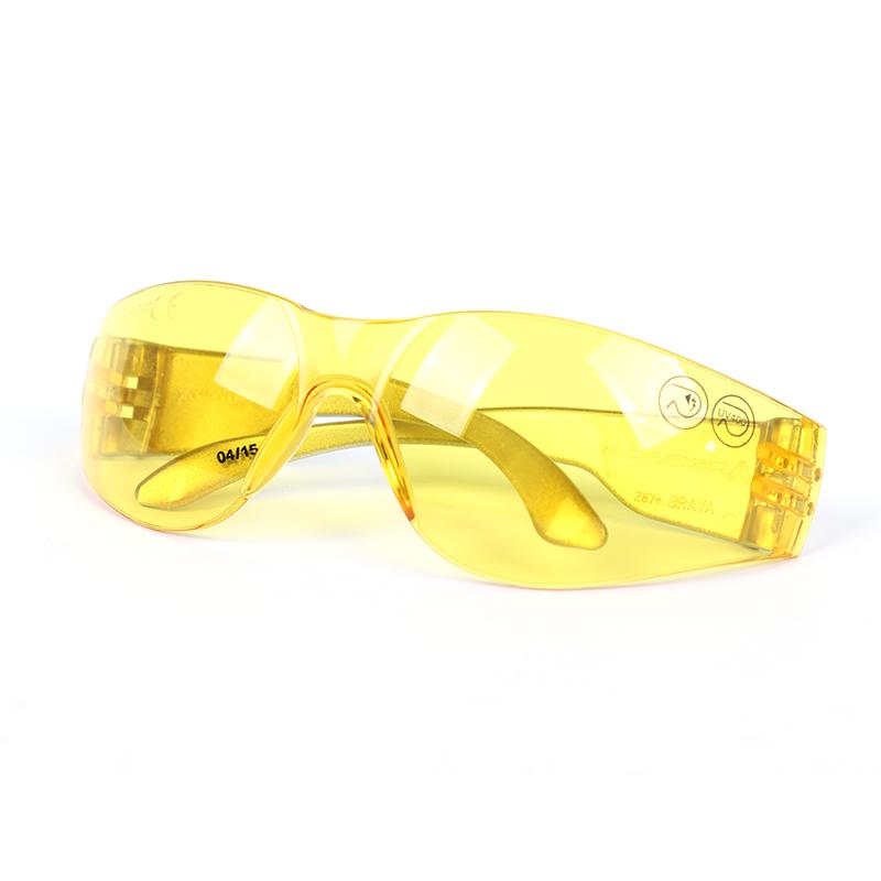 代尔塔101121 BRAVA2 YELLOW亚博体育APP官网眼镜