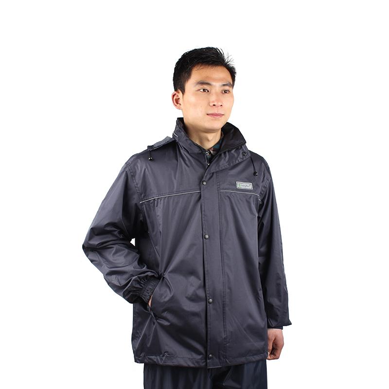 红豆 HD8504 雨衣 藏青色
