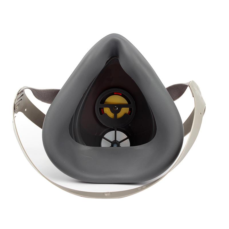 保为康3600半面罩橡胶防毒口罩