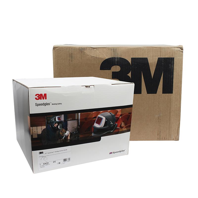 3M 100-QR自动变光焊接面罩 (含滑轨 不含变光屏)(需搭配100V自动变光屏使用)
