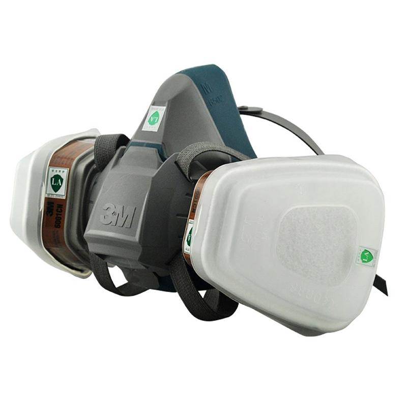 3M 650P QL 尘毒呼吸亚博体育APP官网套装