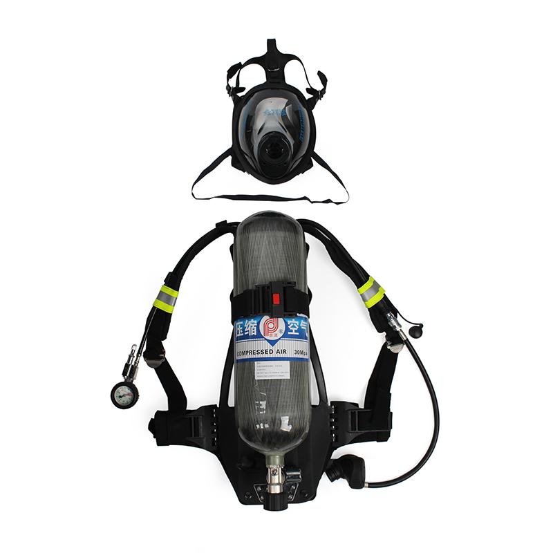 普达RHZKF-6.8/30空气呼吸器