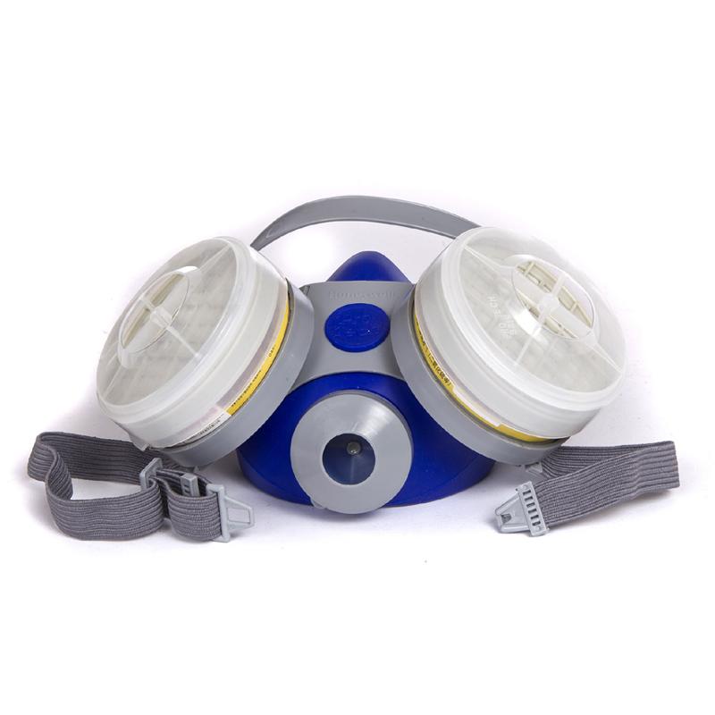 霍尼韦尔B290双滤盒半面罩