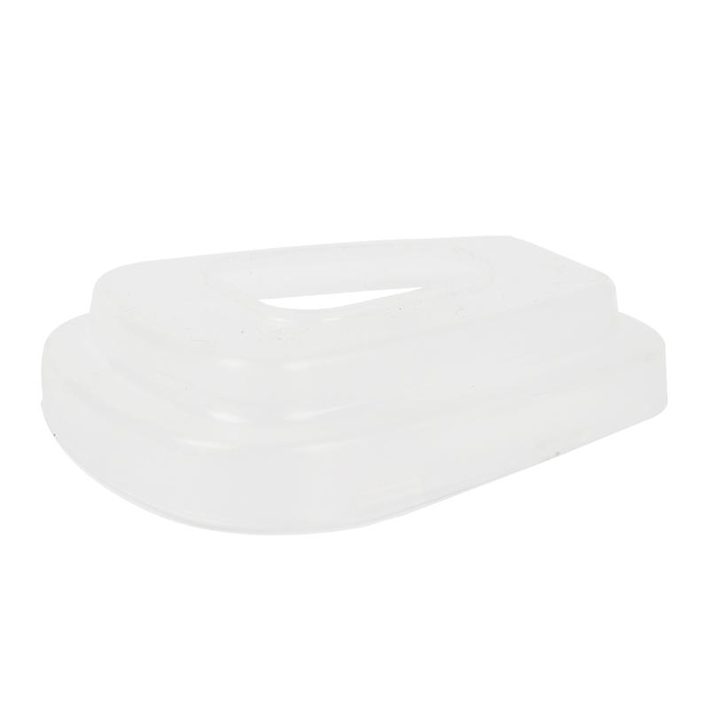 PUDA/普达408滤尘盒盖(白)(可用于普达 410 412 4006 4007面具)