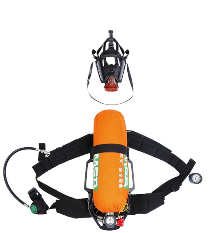 MSA/梅思安 10165420 AX2100空气呼吸器 气瓶带表