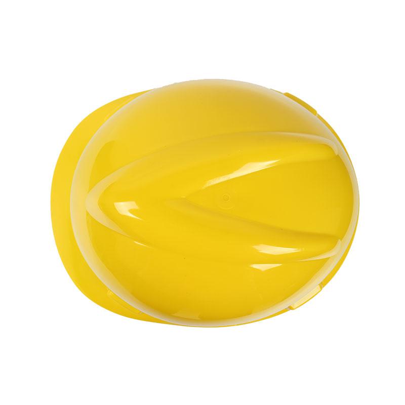 梅思安9111918标准型PE白色安全帽易拉宝帽衬针织布吸汗带D型下颌带