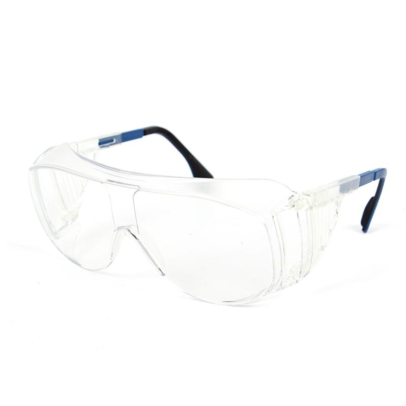 优唯斯 9161305 防雾耐磨抗冲击 访客眼镜