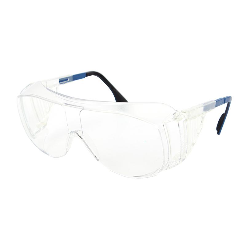 优唯斯9161005 耐磨抗冲击防静电 访客眼镜