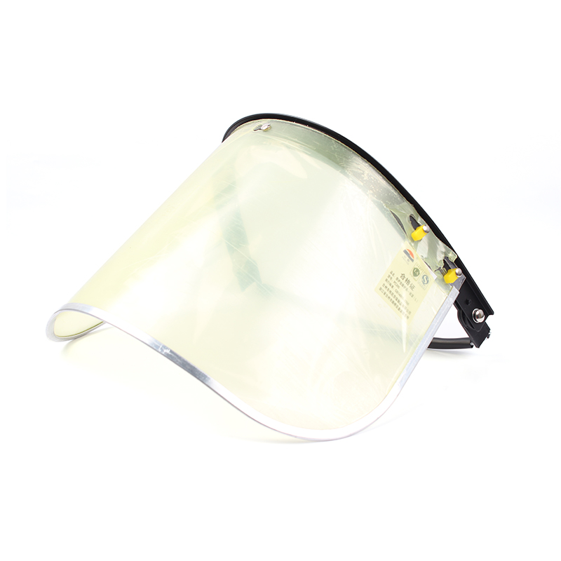 以勒 TZ 305支架面屏套装(不含安全帽)(0.8毫米厚PC镜片)
