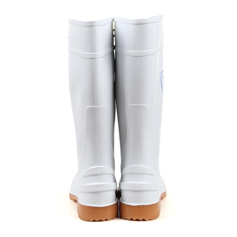 莱尔 食品专用靴 白色 36(SF-11-03)
