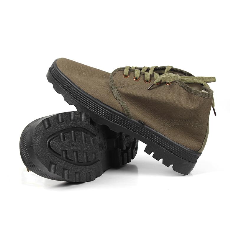 双安高帮耐油鞋(绿色) 40