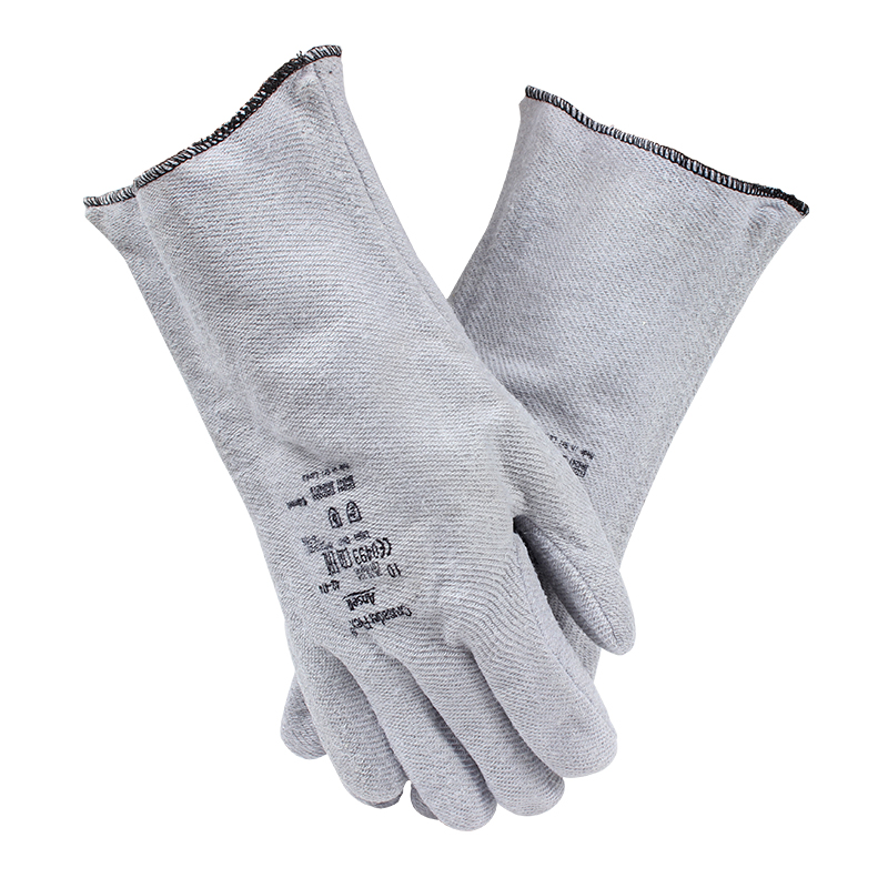 Ansell 42-474-9丁腈涂层防高温手套