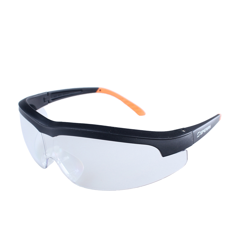 Honeywell霍尼韦尔110110 S600A防雾防刮擦防护眼镜(黑架)