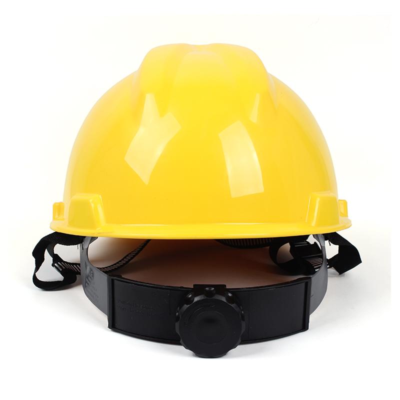 高玛GM-1 PP V型 安全帽 黄
