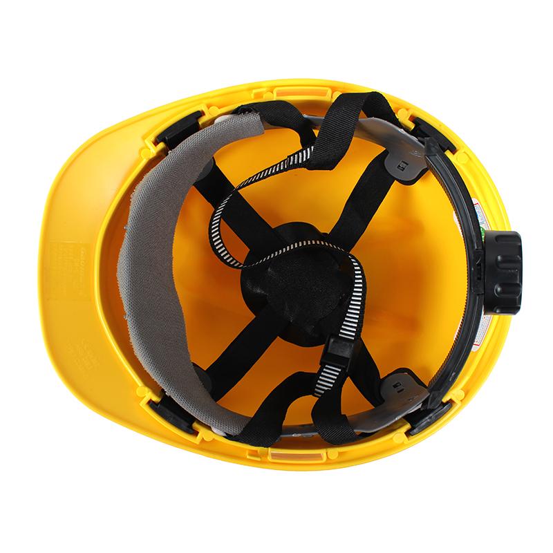 高玛GM-5 ABS V型安全帽 黄