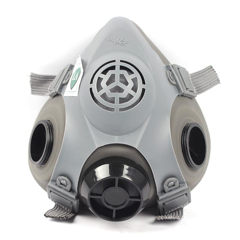 V6瑞诺 RN-8801S型自吸过滤式防毒面具