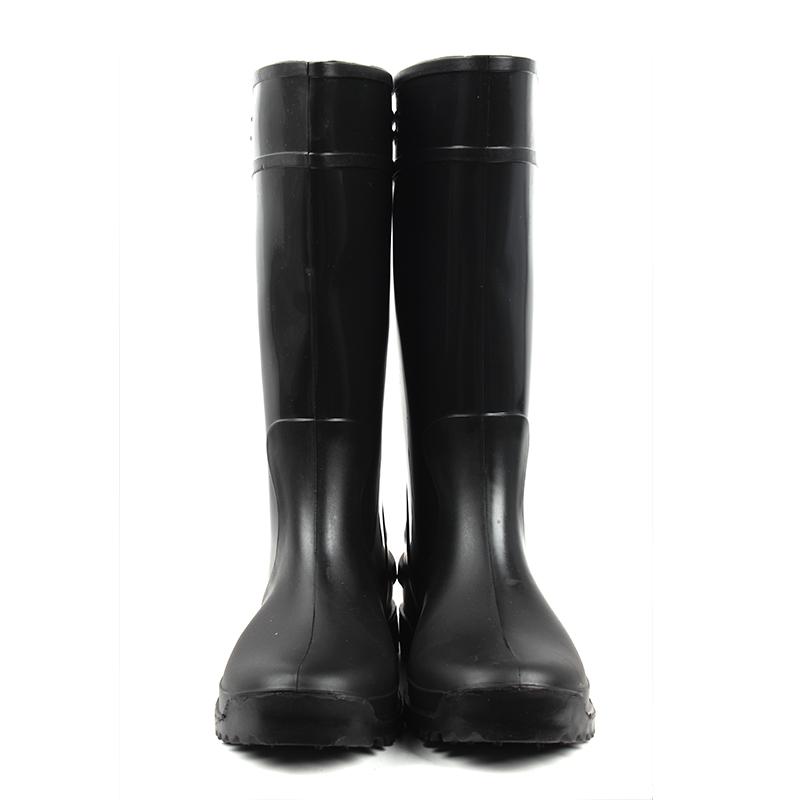莱尔 食品专用靴 黑色 44(SC-11-99)