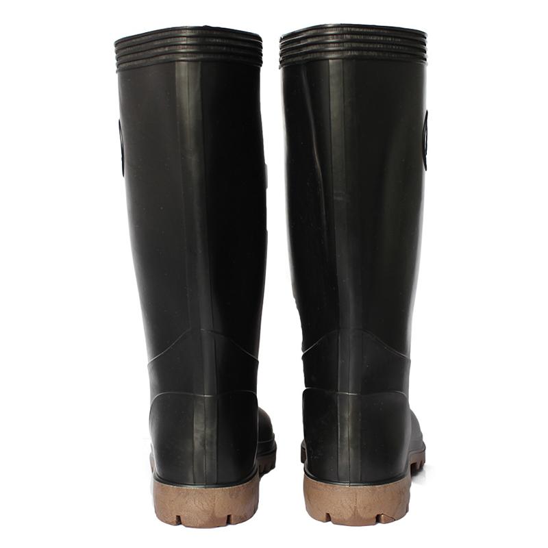 红叶耐油高靴食品靴 黑色 40