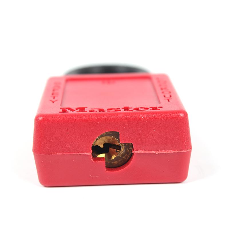 玛斯特 406MCNGRN 绝缘安全锁