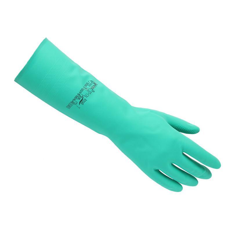 Ansell安思尔 37-176丁腈橡胶防化手套