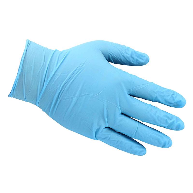 Ansell安思尔 92-670A一次性丁腈防化手套